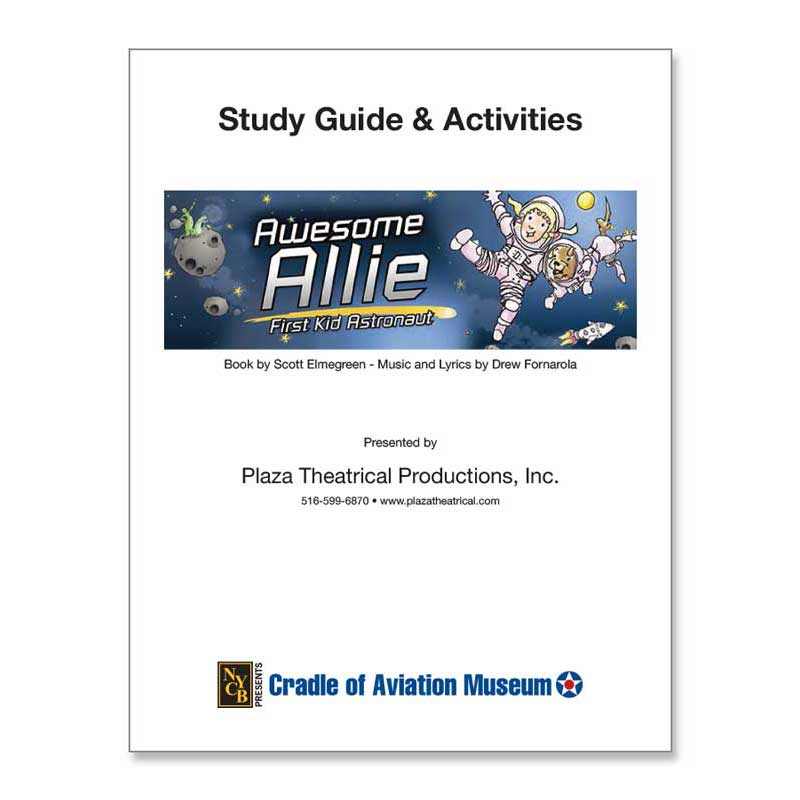 Awesome Allie Study & Activity Guide
